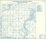 Township 4 N., Range 5 W., Keasey, Nehalem River, Columbia County 1956